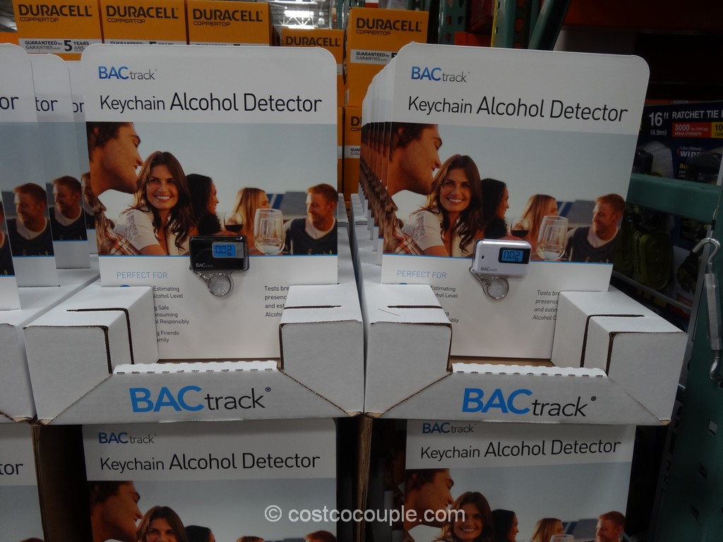 Bactrack Keychain Alcohol Detector Costco 2