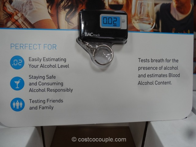 Bactrack Keychain Alcohol Detector Costco 3
