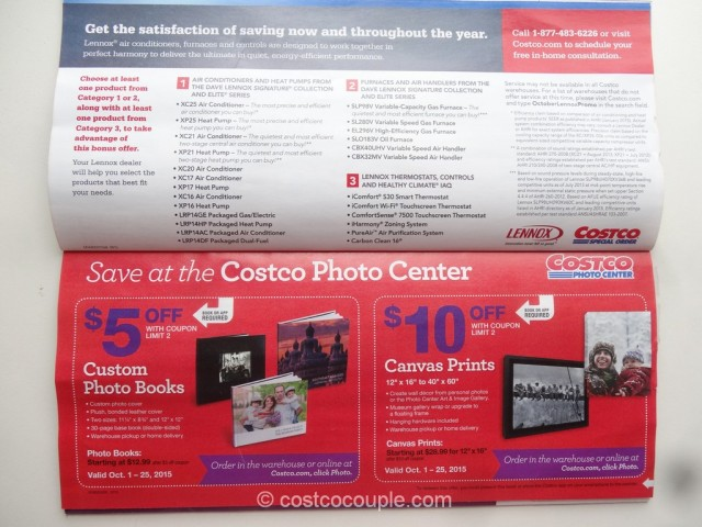 Costco Oct 2015 Coupon Book 12