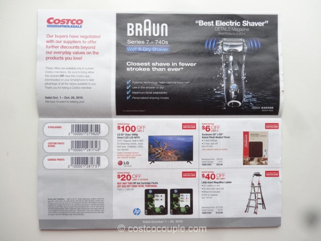 Costco Oct 2015 Coupon Book 2