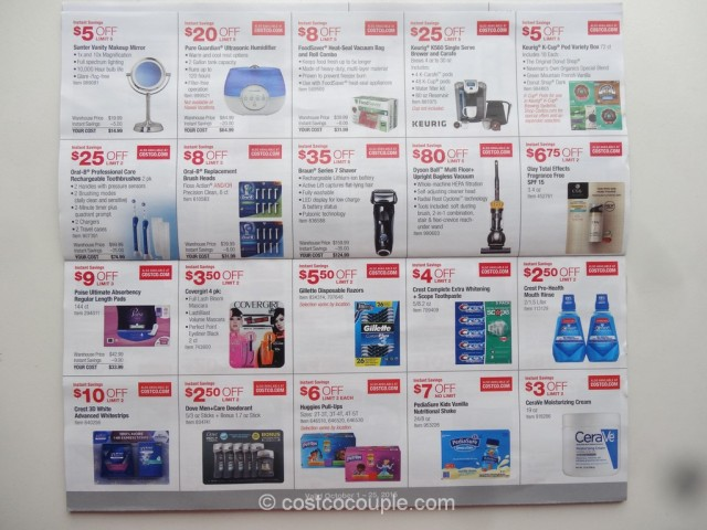 Costco Oct 2015 Coupon Book 4