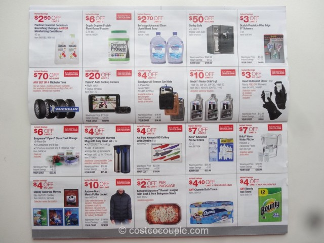 Costco Oct 2015 Coupon Book 5