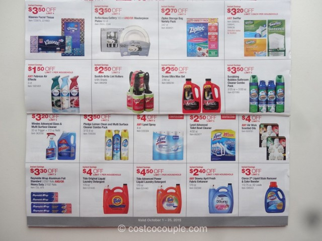 Costco Oct 2015 Coupon Book 6