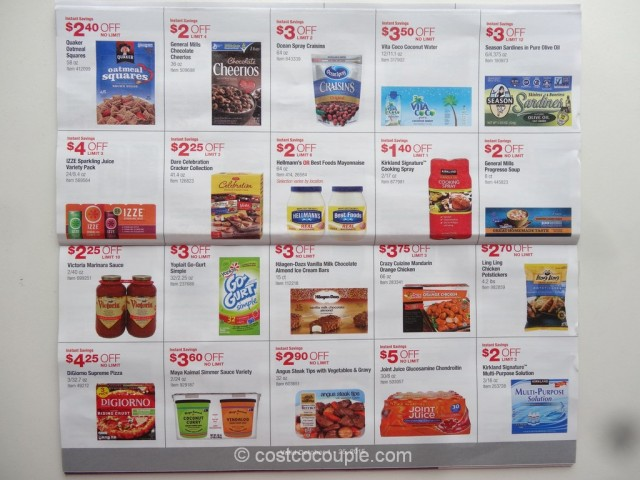 Costco Oct 2015 Coupon Book 8