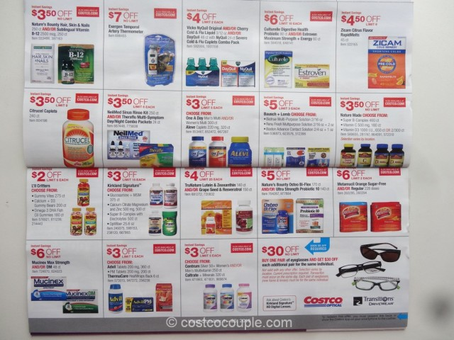 Costco Oct 2015 Coupon Book 9