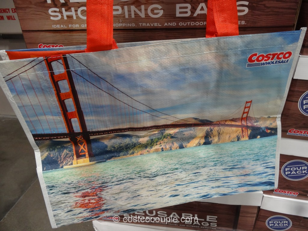 Costco Reusable Shopping Bags Costco 2
