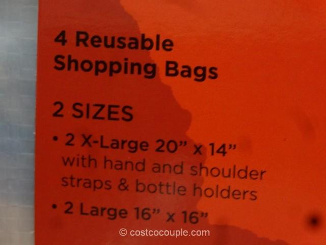 Costco Reusable Shopping Bags Costco 5