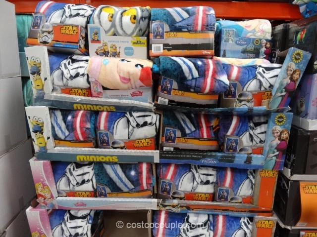 Disney plush throw - Costco toys for kids ...