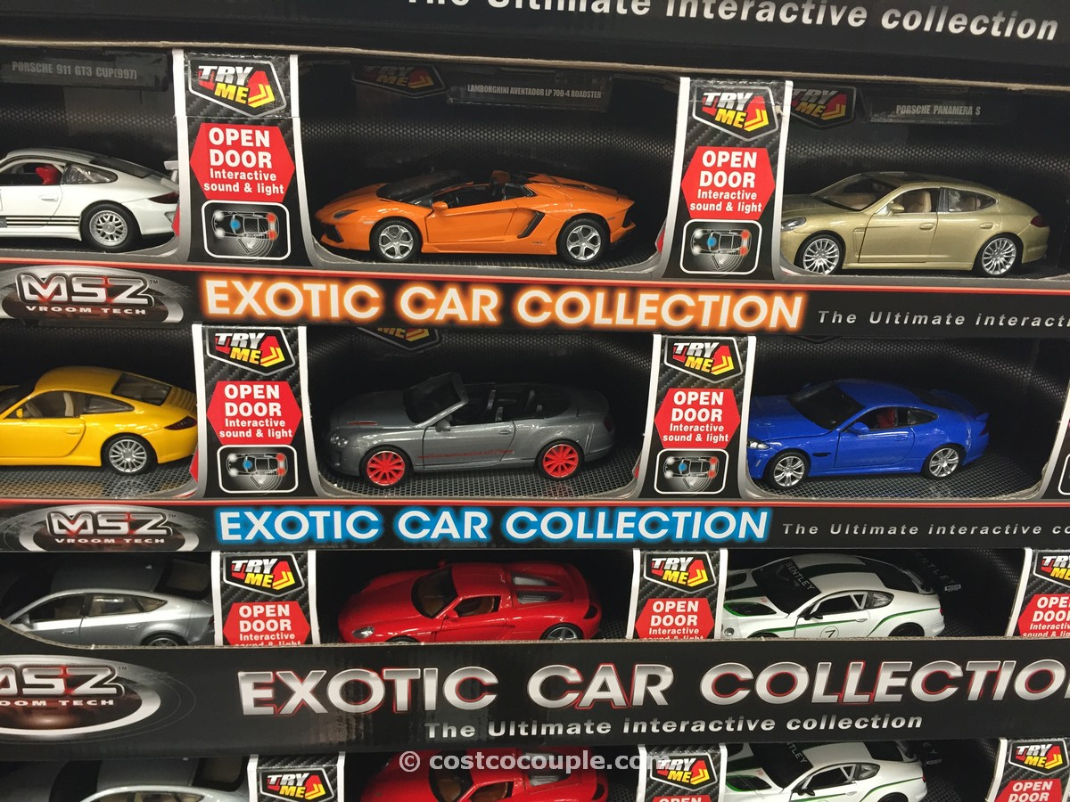 Exotic Car Collection Costco 4