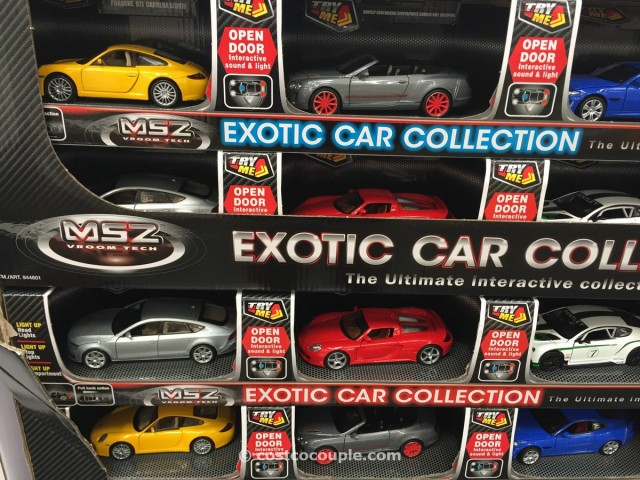 Exotic Car Collection Costco 5