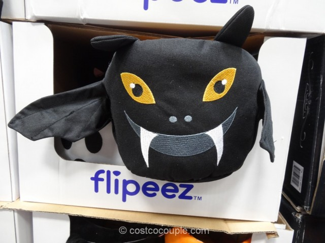 Flipeez Halloween Treat Bucket Costco 4