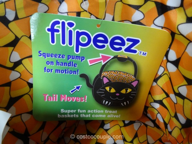 Flipeez Halloween Treat Bucket Costco 6