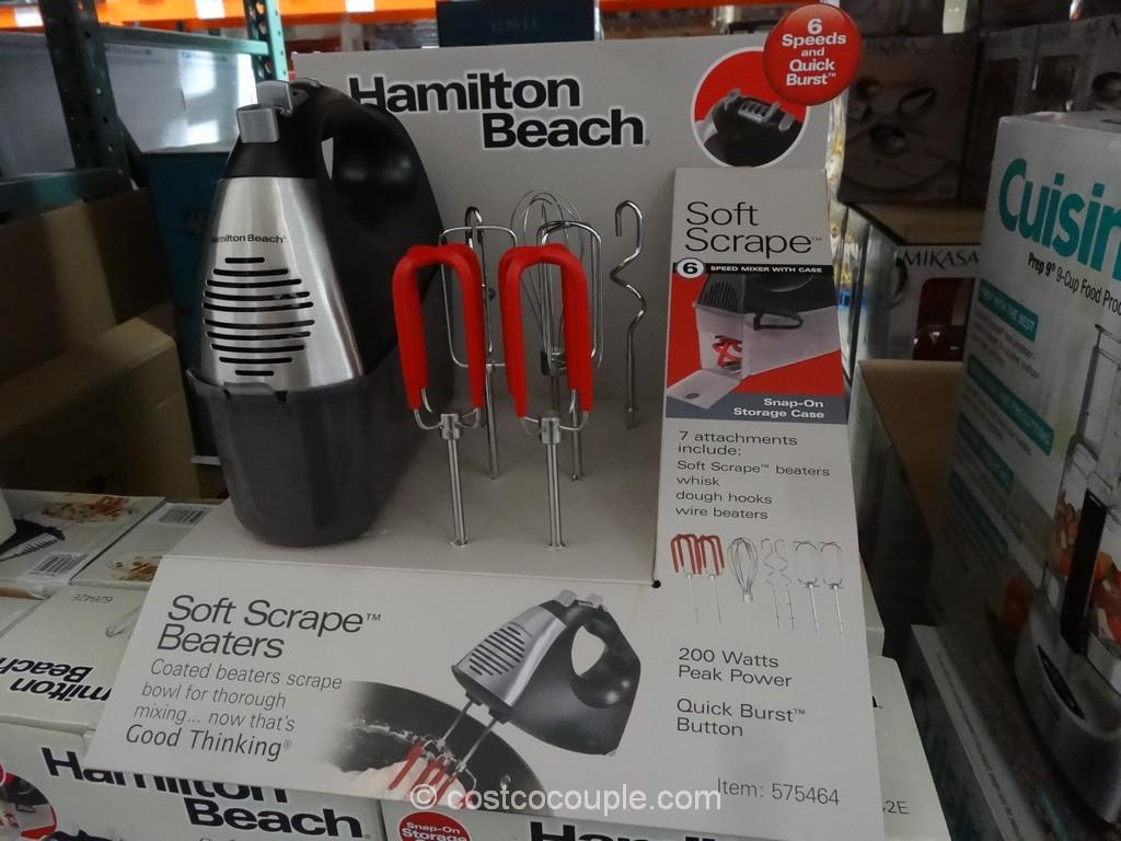 Hamilton Beach Hand Mixer Costco 5