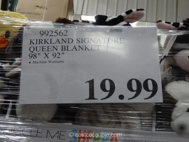 Kirkland Signature Queen Blanket