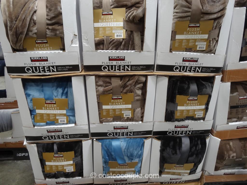 Kirkland Signature Queen Blanket Costco 2