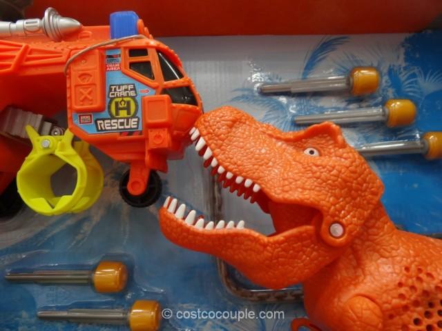 Matchbox Dino Trapper Trailer Adventure Pack Costco 3
