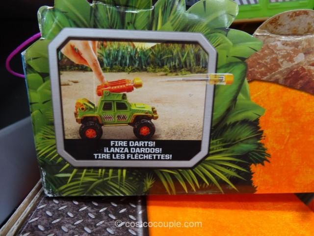 Matchbox Dino Trapper Trailer Adventure Pack Costco 6