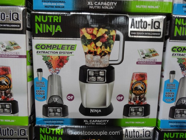 Nutri Ninja Complete Extraction System Costco 2