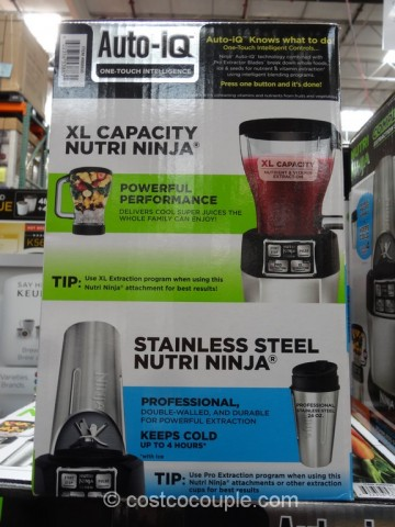 Nutri Ninja Complete Extraction System Costco 3