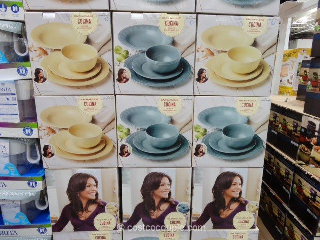 & Rachael Ray Cucina Dinnerware Set