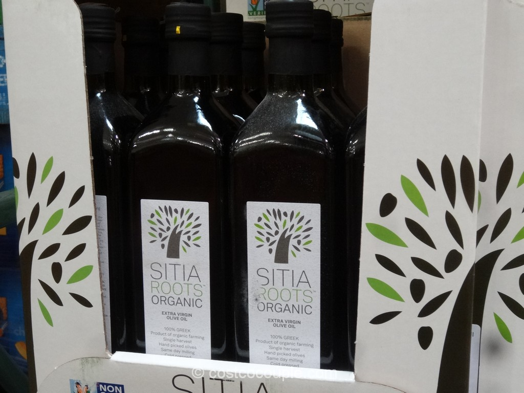 Sitia Roots Organic Extra Virgin Olive Oil Costco 2