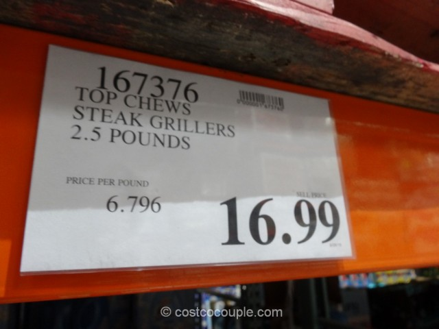 Top Chews Grilled Steak Recipe Strips Costco 1