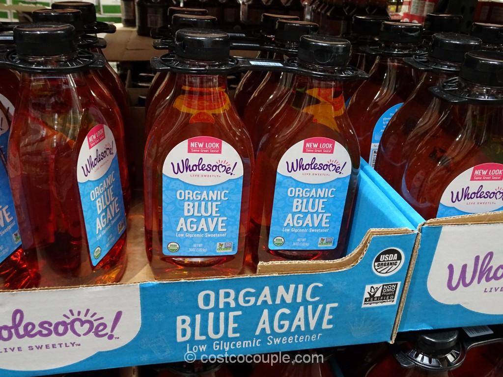 Blue Agave Organic Sweetener Costco 2