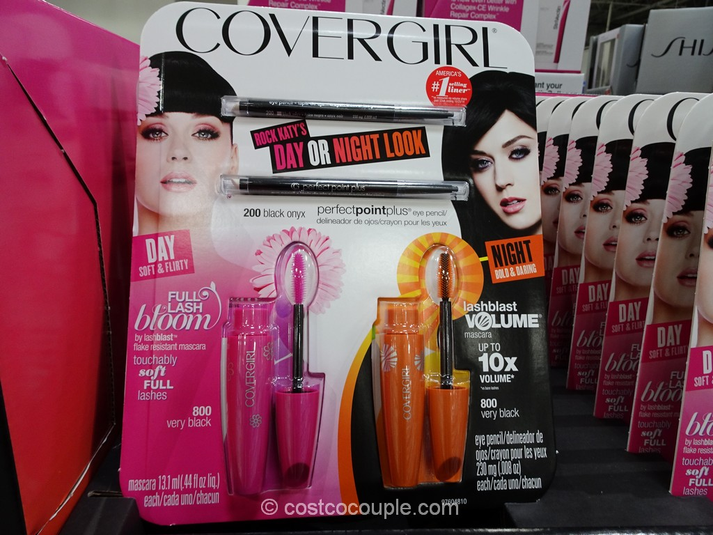 CoverGirl Full Lash and Lashblast Mascara Set Costco 2