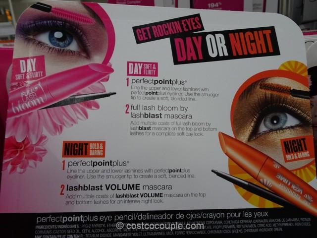 CoverGirl Full Lash and Lashblast Mascara Set Costco 5