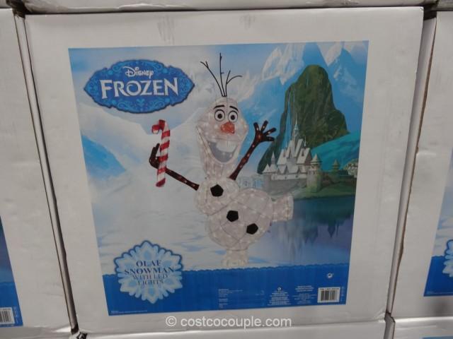 Disney Frozen 48-Inch Olaf Snowman Costco 3