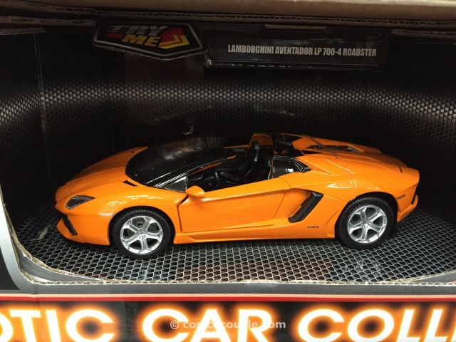 Exotic Car Collection 4 Pack