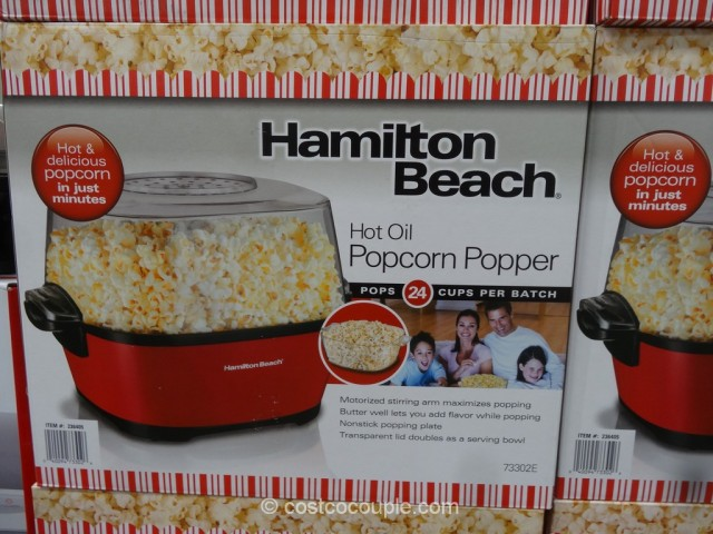 Hamilton Beach Hot Oil Popcorn Maker Costco 3