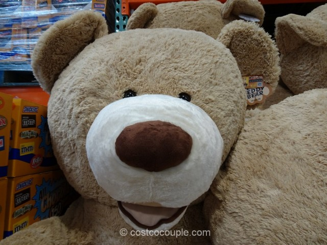 Hugfun 93-Inch Plush Bear Costco 2