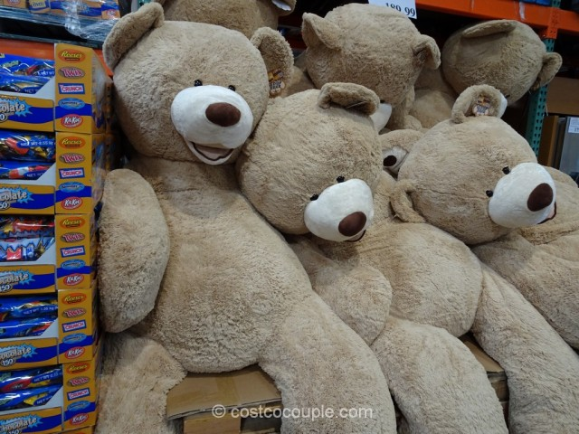 Hugfun 93-Inch Plush Bear Costco 3