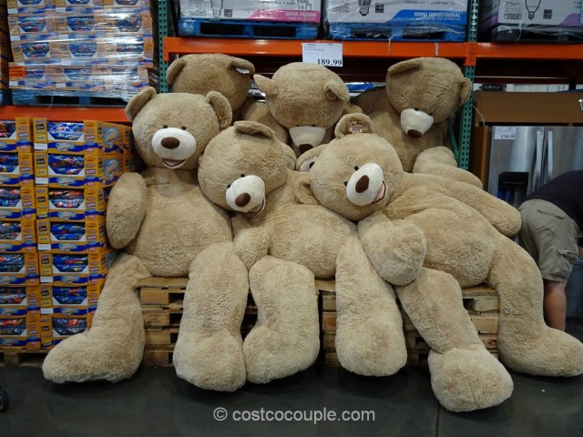 Hugfun 93-Inch Plush Bear Costco 4