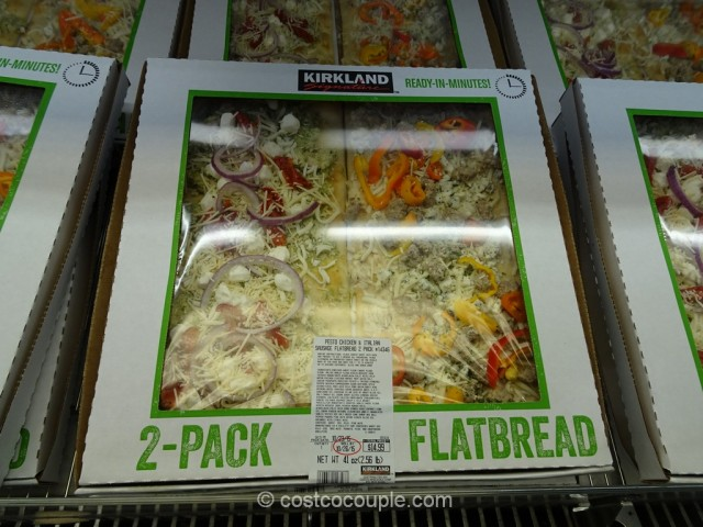 Kirkland Signature Flatbread Costco 1