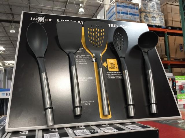 Sabatier 5pc Kitchen Tool Set