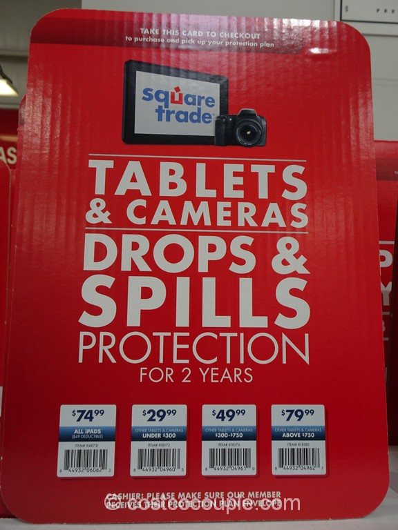 Square Trade for Cameras and Tablets Costco 1