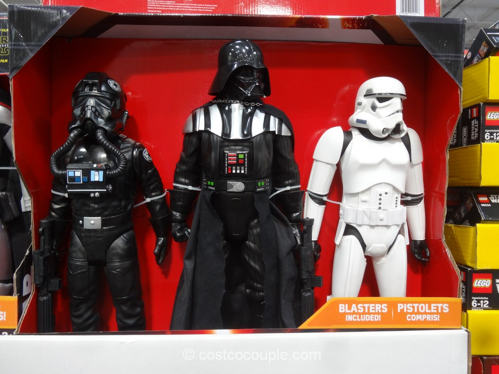 Star Wars Character 3 Pack Costco 2
