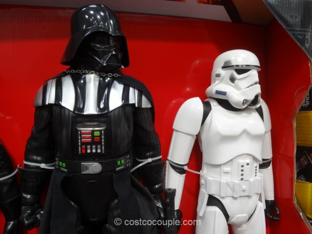 Star Wars Character 3 Pack Costco 3