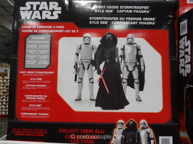Star Wars Character 3 Pack Costco 4