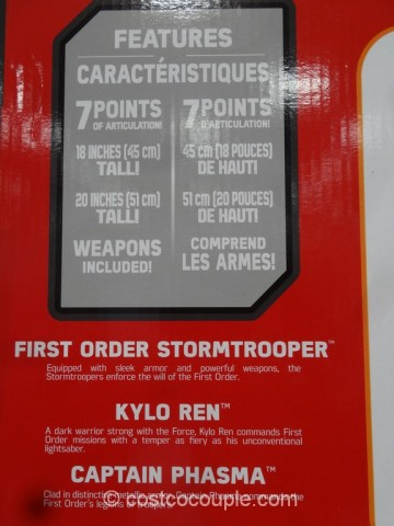 Star Wars Character 3 Pack Costco 5