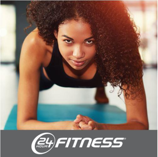 24 Hour Fitness 2-year ALL-CLUB SPORT Membership Costco 2
