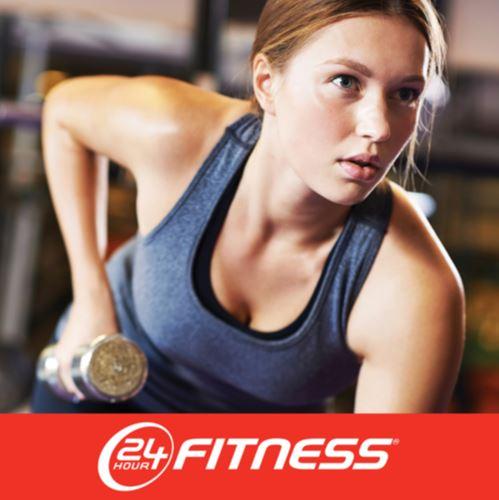 24 Hour Fitness 2-year All Club Super Sport Membership Costco 2