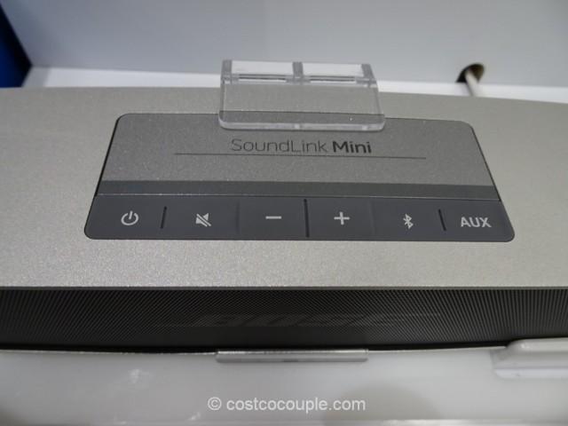 Bose Soundlink Mini Bluetooth Speaker Costco 5