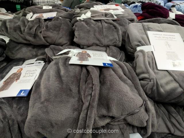 Carole Hochman Ladies Plush Wrap Robe Costco 3
