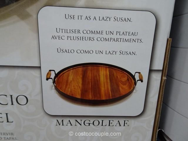 Ceramic Serving Platter Carousel Costco 5