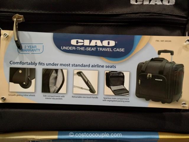 Ciao Under-The-Seat Travel Case Costco 3