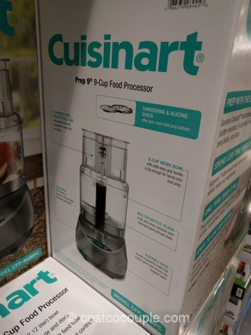 Cuisinart 9-Cup Food Processor Costco 5