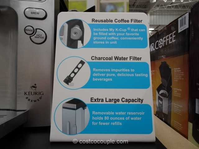 Cuisinart Single Serve Coffee Brewer Costco 4